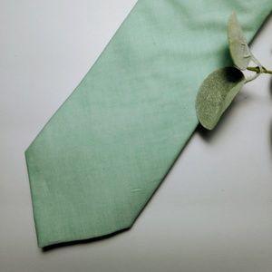 Stafford Mint necktie